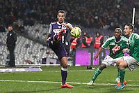 Wissam Ben Yedder - 28.02.2015 - Toulouse / Saint Etienne - 27eme journee de Ligue 1 -<br />Photo : Manuel Blondeau / Icon Sport