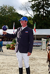 Voss Thomas (GER) <br /> FEI World Breeding Jumping Championships for Young Horses 2010<br /> Photo © Hippo Foto - Leanjo de Koster
