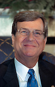 Senate Majority Leader Trent Lott during a news conference December 3, 1998 in Washington, DC.