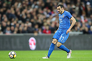 Italy forward Davide Zappacosta (21) during the Friendly match between England and Italy at Wembley Stadium, London, England on 27 March 2018. Picture by Toyin Oshodi.