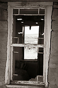 Images from an abandoned ranch (ghost town) in rural Sweetwater County, Wyoming, USA.
