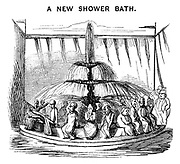 A New Shower Bath.