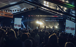 28.06.2019, Schladming, AUT, Rock the Roof 2019, im Bild The Monroes // during the Rock the Roof Biker Meeting in Schladming, Austria on 2019/06/28. EXPA Pictures © 2019, PhotoCredit: EXPA/ JFK