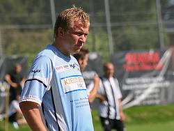 FODBOLD: Anders Henriksen (Helsingør) under kampen i Danmarksserien, pulje 1, mellem B.1903 og Elite 3000 Helsingør den 30. august 2008 på Lyngbyvej. Foto: Claus Birch