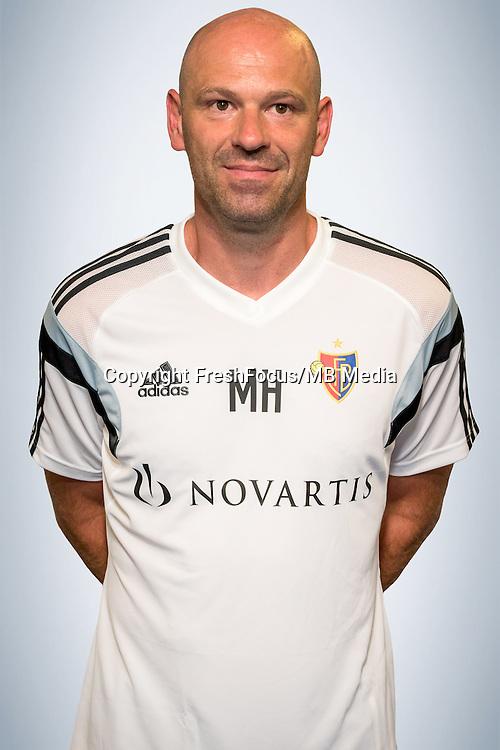 15.07.2016; Basel; Fussball Super League - FC Basel; Portrait; <br />Assistenztariner Markus Hoffmann (Basel) <br />(Sacha Grossenbacher/pool/freshfocus)