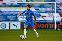 Macauley Southam-Hales. Stockport County 3-1 Guiseley AFC. Buildbase FA Trophy. 19.12.20