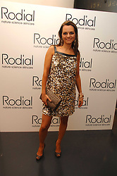 MARIA HATZISTEFANIS founder of Rodial at a party to launch Glamotox held at 7 Dover Street, London on 21st November 2007.<br /><br />NON EXCLUSIVE - WORLD RIGHTS