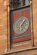clock colmar alsace france