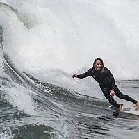 Surfing - Ocean Beach CA 2020