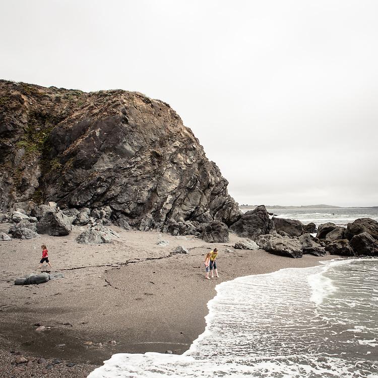Pacific Coast, Seascape No.13