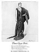 Mr Punch's Personalities. XL Dame Clara Butt