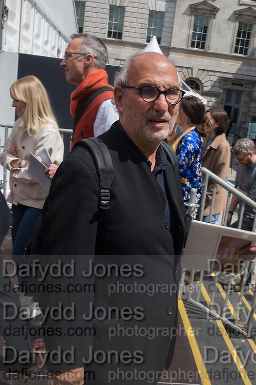 ALAN YENTOB, Photo London. Somerset House, London, 15 May 2019