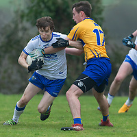 Waterford's Jack Mullaney V Clare's Eoghan Collins