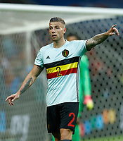 Toby Alderweireld (Belgium)<br /> Lille 01-07-2016 Stade Pierre Mauroy Football Euro2016 Wales - Belgium / Galles - Belgio <br /> Quarter-finals. Foto Matteo Ciambelli / Insidefoto