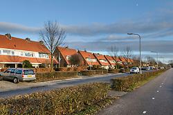 Herenweg, Ankeveen, Wijdemeren, Noord Holland, Nederland, Netherlands