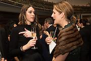 CHLOE HERBERT; CATHY BIRTLES, Cartier 25th Racing Awards, the Dorchester. Park Lane, London. 10 November 2015