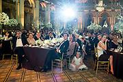 NUE17 - NUEVA YORK(EEUU), 08/12/15.- El presidente del grupo Globalia, Juan José Hidalgo, recibió esta noche en Nueva York el premio al 'mejor empresario del año' (Business Leader of the Year Award), que otorga la Cámara de Comercio España-Estados Unidos. EFE/Edu Bayer