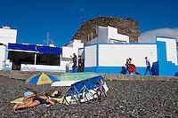 Espagne, Iles des Canaries, île de la Grande Canarie, Puerto de las Nieves // Spain, Canary islands, Grande Canary island, Puerta de las Nievas