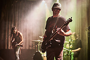 Concert Photographer Raymond Rudolph documents Yawning Man play a live show at Brick & Mortar Music Hall in San Francisco