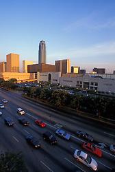 Stock photo of the Houston Galleria area.
