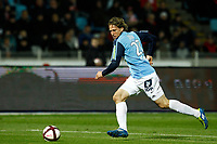 FOOTBALL - FRENCH CHAMPIONSHIP 2011/2012 - L1 - LILLE OSC v STADE BRESTOIS  - 26/11/2011 - CHRISTOPHE ELISE / DPPI - MARIO LICKA (STADE BRESTOIS)