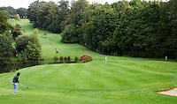 SAINT OMER (France) - Green Hole 11 en Fairway 12 . AA Saint-Omer Golf Club. Copyright Koen Suyk