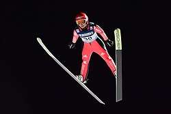 02.12.2016, Lillehammer, NOR, FIS Weltcup Ski Sprung, Lillehammer, Damen, im Bild Katharina Althaus (GER) // Katharina Althaus of Germany during Womens Skijumping Competition of FIS Skijumping World Cup. Lillehammer, Norway on 2016/12/02. EXPA Pictures © 2016, PhotoCredit: EXPA/ Nisse<br /> <br /> *****ATTENTION - OUT of SWE*****