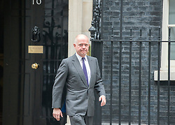 © Licensed to London News Pictures. 03/09/2014. London, UK William Hague at Downing Street for the COBRA meeting on 3rd September 2014. Photo credit : Stephen Simpson/LNP