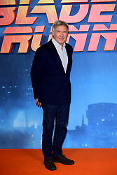 Harrison Ford attending the Blade Runner 2049 photocall at the Corinthia Hotel, London.