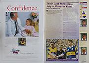 All Ireland Senior Hurling Championship - Final, .14.09.1997, 09.14.1997, 14th September 1997, .14091997AISHCF,.Senior Clare v Tipperary .Tipperary 2-16, Wexford 0-15,.Minor Clare v Galway, ..VHI,