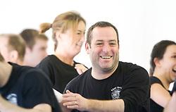 The Institute of Krav Maga Scotland welcomed International Krav Maga Federation Expert Level 2 instructor, Joe Ambrosino, to conduct a Krav Maga Seminar at the Scottish Police College, Tulliallan..©2008 Michael Schofield. All Rights Reserved.