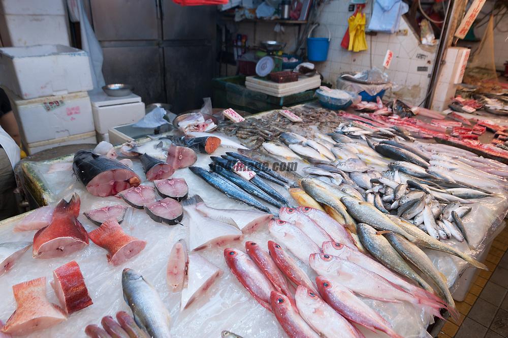 2011 Fishmarket Hong Kong Mong Kok