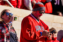 NORMAL, IL - October 16: Jeff Collins during a college football game between the NDSU (North Dakota State) Bison and the ISU (Illinois State University) Redbirds on October 16 2021 at Hancock Stadium in Normal, IL. (Photo by Alan Look)