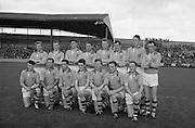19/08/1962<br /> 08/19/1962<br /> 19 August 1962<br /> All Ireland Football Semi Final: Cavan v Roscommon at Croke Park, Dublin. The Roscommon team.