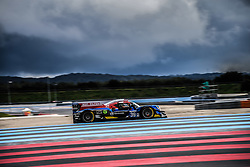 April 13, 2018 - Le Castellet, France - 39 GRAFF (FRA) ORECA 07 GIBSON LMP2 ALEXANDRE COUGNAUD (FRA) JONATHAN HIRSCHI (CHE) TRISTAN GOMMENDY  (Credit Image: © Panoramic via ZUMA Press)