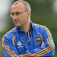 28 July 2012; Tipperary manager Peter Creedon during the game. GAA Football All-Ireland Senior Championship Qualifier, Round 4, Down v Tipperary, Cusack Park, Mullingar, Co. Westmeath. Picture credit: Barry Cregg / SPORTSFILE