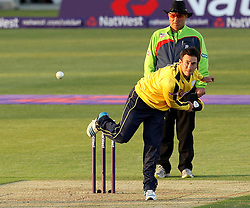 Hampshire's Will Smith - Photo mandatory by-line: Robbie Stephenson/JMP - Mobile: 07966 386802 - 04/06/2015 - SPORT - Cricket - Southampton - The Ageas Bowl - Hampshire v Middlesex - Natwest T20 Blast