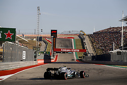 November 2, 2019, Austin, United States of America: Motorsports: FIA Formula One World Championship 2019, Grand Prix of United States, .#77 Valtteri Bottas (FIN, Mercedes AMG Petronas Motorsport) (Credit Image: © Hoch Zwei via ZUMA Wire)