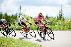 Amy Pieters (NED) at Stage 2 of 2019 OVO Women's Tour, a 62.5 km road race starting and finishing in the Kent Cyclopark in Gravesend, United Kingdom on June 11, 2019. Photo by Sean Robinson/velofocus.com