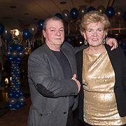 NLD/Gilze/20131130 - Roy Donders presenteert huispakkenlijn, Ouders van Roy Donders, Frans en Nel Donders