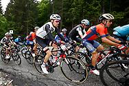 Tom Dumoulin (NED - Team Sunweb) during the 101th Tour of Italy, Giro d'Italia 2018, stage 15, Tolmezzo - Sappada 178 km on May 20, 2018 in Italy - Photo Luca Bettini / BettiniPhoto / ProSportsImages / DPPI