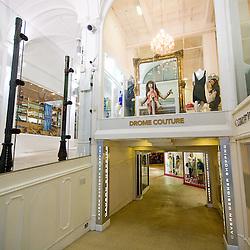 Inside the Cavern Walks shopping center located on Mathew Street.