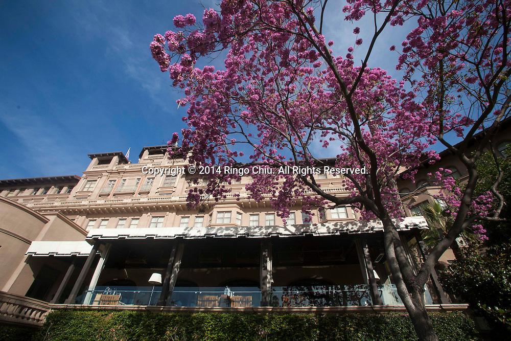 Langham Hotel in Pasadena.(Photo by Ringo Chiu/PHOTOFORMULA.com)