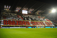 FOOTBALL - FRENCH CHAMPIONSHIP 2011/2012 - L1 - STADE RENNAIS v FC LORIENT  - 16/10/2011 - PHOTO PASCAL ALLEE / DPPI - KOP RENNES