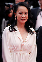 Director Naomi Kawase at the Closing Palm D'Or Awards Ceremony at the 69th Cannes Film Festival, Sunday 22nd May 2016, Cannes, France. Photography: Doreen Kennedy
