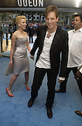 "Scarlett Johansen and Ewan McGregor at the UK Premiere of ""The Island"" at the Odeon Leicester Square, London. 7 August 2005. , ONE TIME USE ONLY - DO NOT ARCHIVE  © Copyright Photograph by Dafydd Jones 66 Stockwell Park Rd. London SW9 0DA Tel 020 7733 0108 www.dafjones.com"
