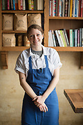 Philadelphia, PA - January 7, 2019: Desserts by Chef Camille Cogswell at Zahav in Society Hill.<br /> Photos by Clay Williams for StarChefs.<br /> <br /> © Clay Williams / claywilliamsphoto.com