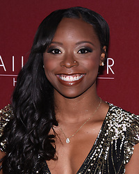 February 20, 2019 - TONI HARRIS attends VH1 Trailblazer Honors celebrate female empowerment held at Wilshire Ebell Theatre. (Credit Image: © Billy Bennight/ZUMA Wire)