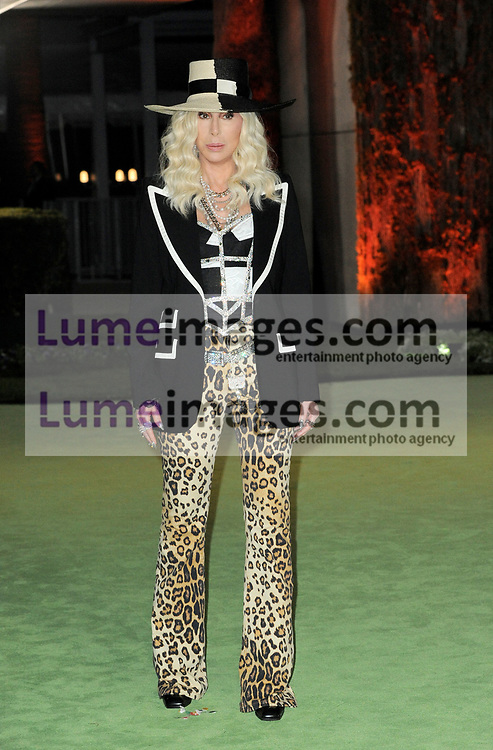 Cher at the Academy Museum of Motion Pictures Opening Gala held in Los Angeles, USA on September 25, 2021.