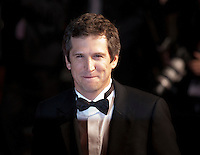 Guillaume Canet at the gala screening for the film It's Only the End of the World (Juste La Fin Du Monde) at the 69th Cannes Film Festival, Thursday 19th  May 2016, Cannes, France. Photography: Doreen Kennedy